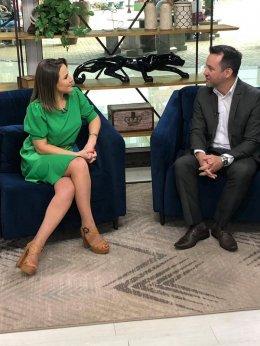 VÍDEO da entrevista CATVE Programa Viva Bem com Vanice Fiorentin - Quem é o Profissional do Futuro?