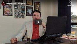 VÍDEO: Supérfluo x Propósito, o que você vende?